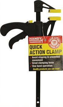 Quick Action Clamp 100mm