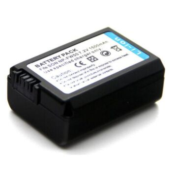 NP-FW50 Battery for SONY Alpha A5000 | A5100 | A6000 | A6300 | A6500