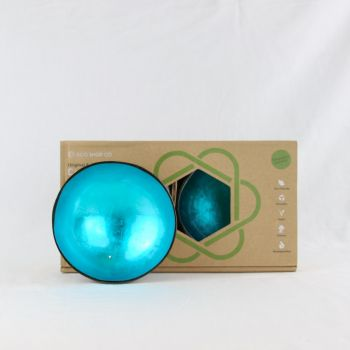 COCONUT BOWL TURQUOISE | SET OF 2