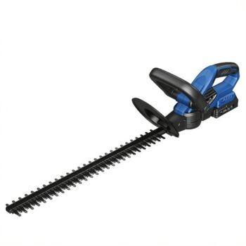 Cordless Hedge Trimmer 1 x 2.0 AH Battery & 60w Charger