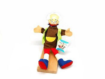 GEPPETTO HAND PUPPET