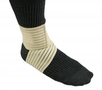 Adjustable Compression Ankle Wrap Band Support One Size Fits All
