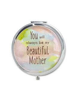 Compact Mirror Beautiful Mother great gift for mum or Mothersday