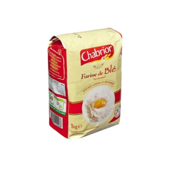 Chabrior Flour Type T45 1Kg (FOR PASTRIES AND CAKES)