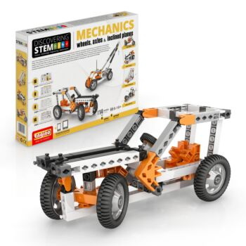 Stem Mechanics: Wheels, Axles & Inclined Planes  | By  Engino