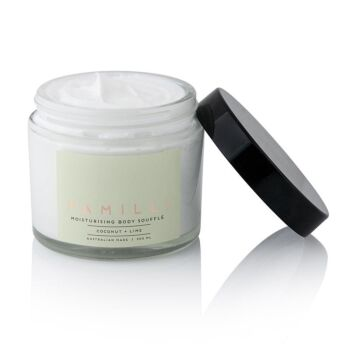 Body Souffle - Coconut & Lime