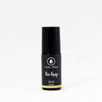 The King - Frankincense Essential Oil Roller
