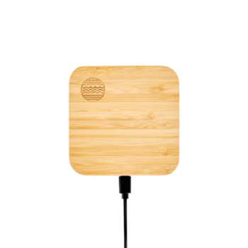 Our Pure Planet Bambo Wireless Charging Pad 10W