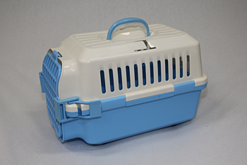 Small Dog Cat Crate Pet Carrier Rabbit Guinea Pig Cage With Tray