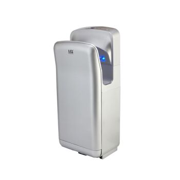 Automatic Brushless Motor Silver Jet Hand Dryer MY-1-202-S
