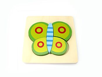 BUTTERFLY CHUNKY PUZZLE
