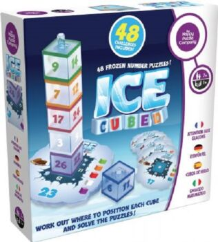 The Happy Puzzle Company Ice Cubed Board Game