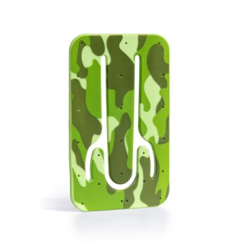 Flexistand - Plastic Phone Stand - Camouflage