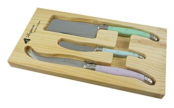 Louis Thiers Toujours Cheese Set - Pastille 2