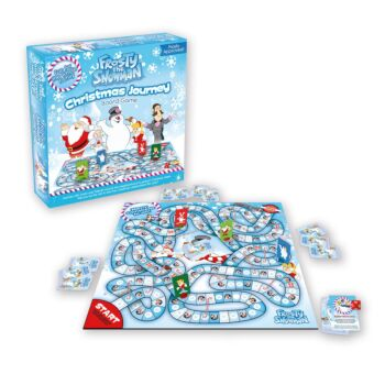 Frosty The Snowman Journey Board Game