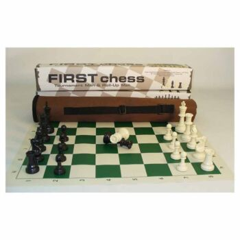 World Wide Imports First Chess Board Game