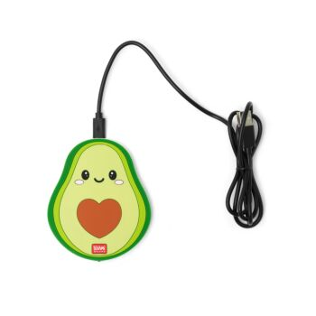 Super Fast - Smartphone Wireless Charger - Avocado
