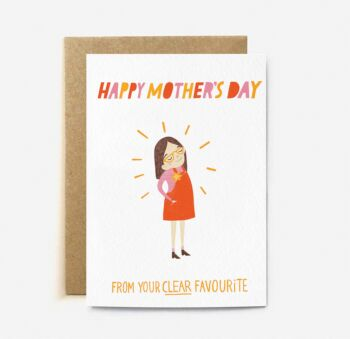 Happy Mother's Day From Your Favourite