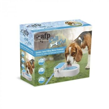 All For Paws Chill Out Garden Auto Filling Water Foutain
