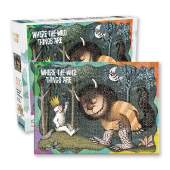 Where The Wild Things Are 500pc Puzzle