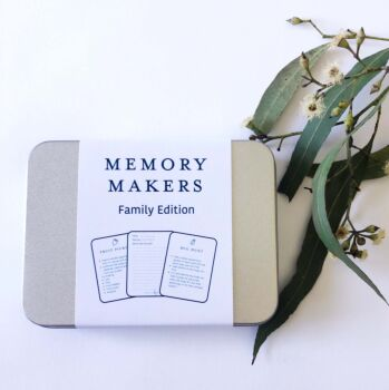 Memory Makers Family Edition