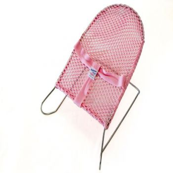Baby Bounce Wire Bouncer - Pink