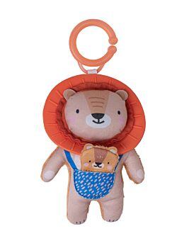 Harry the Lion Rattle