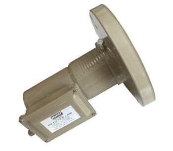 Clearview C Band Lnbf With 5G Filter 3.4 To 4.2Ghz In