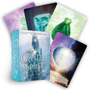 Crystal Spirits Oracle, The: A 58-Card Deck and Guidebook