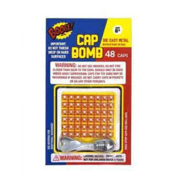 8 Shot Cap Bomb with 48 Shots ( ONLY SOLD in Carton of 24 )