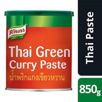 Knorr Curry Paste Red 850G