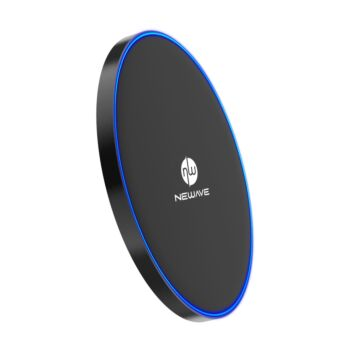 NEWAVE 10W Qi Wireless Charger Fast Charging Pad
