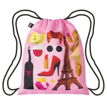 LOQI : Backpack Hey Collection - Paris
