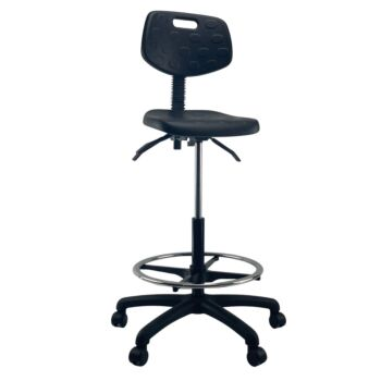 BLACKWELL Eco Lab AFRDI Spinlock Footring Drafting Office Chair