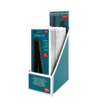 Folding Ruler - Display Pack of 20 Pieces