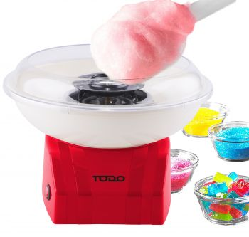 TODO Cotton Candy Machine Electric Fairy Floss Maker Sugar Kids Snack