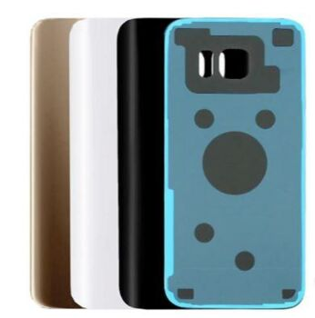 For Samsung Galaxy S7 / S7 Edge Back Rear Glass Housing Battery Cover Case