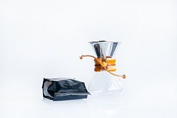 Drip Coffee With Coffee Blend