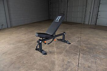 Rugged Series Flat/Incline Bench