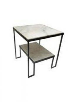 Marble Grained  top Artemis Coffee Table Hand made