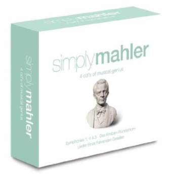 CD: Simply Mahler (Last copies then N/A)