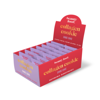 BEAUTY FOOD Choc Chic Cookie 30g (box of 14)