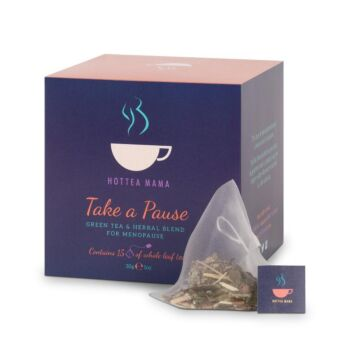 Take a Pause - green tea & herbal blend for menopause support