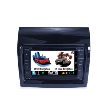 Android For Fiat Ducato GPS Bluetooth Car Player Navigation Radio Stereo DVD Inc Fas