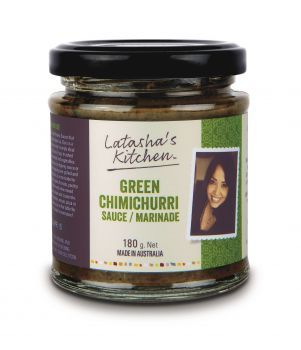 Green Chimichurri Sauce/Marinade (Concentrate)