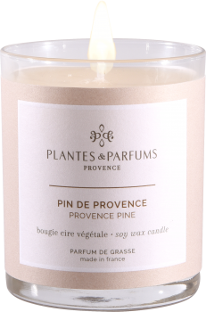 180g/6.34 oz Perfumed Hand Poured Candle - Provence Pine