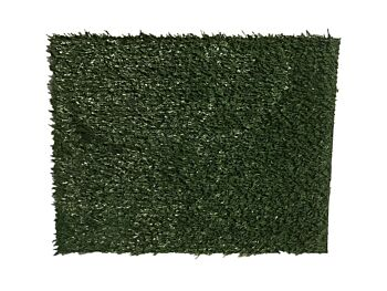 2 x Synthetic Grass replacement only for Potty Pad Training Pad 59 X 46 CM