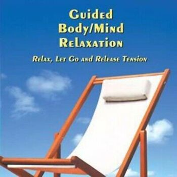 CD: Guided Body/Mind Relaxation Cd