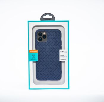 Joyroom Shockproof Phone Cover For Iphone 11 Pro Blue-5.8