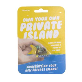 Own Your Own Island